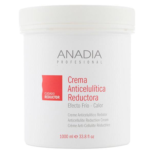 Crema Anadia Anticelulítica Reductora Frio-Calor 1000 ml