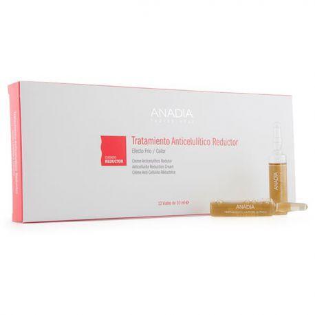 Anadia Tratamiento anticelulitico reductor 12x10 ml