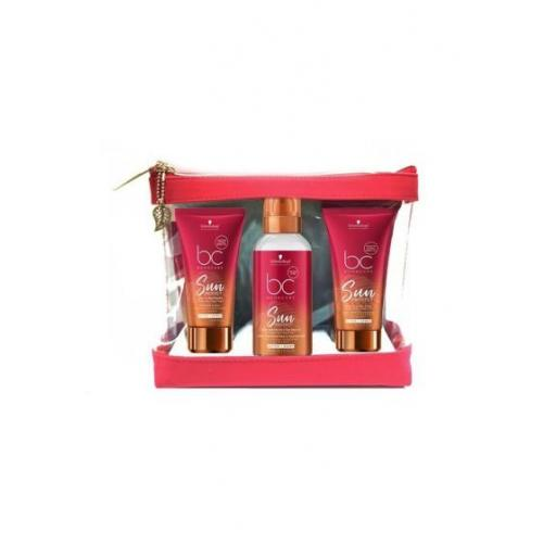 BC SUN Travel Kit 2019