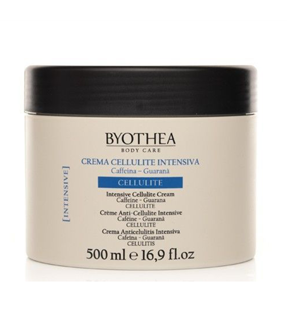 Crema Anticelulítica Neutra Intensiva BYOTHEA 500 gr