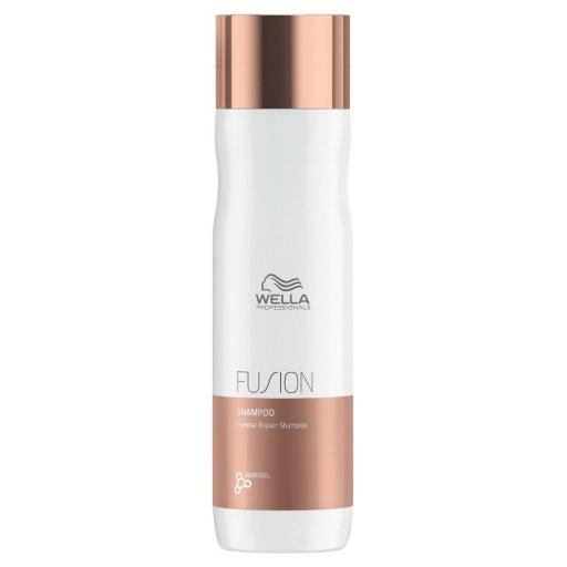 Champú Wella Fusion Intense repair 250 ml