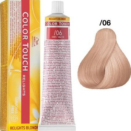 Tinte Color Touch Wella nº /06  60 ml