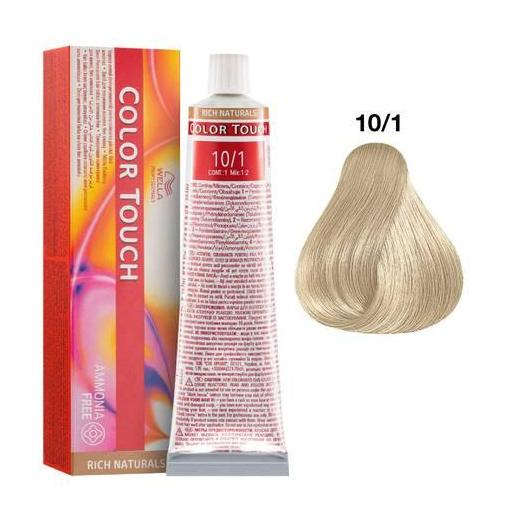 Tinte Color Touch Wella nº 10/1  60 ml