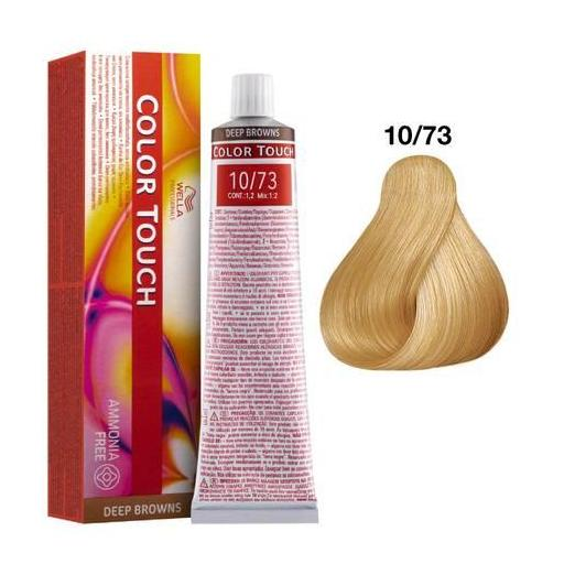 Tinte Color Touch Wella nº 10/73  60 ml