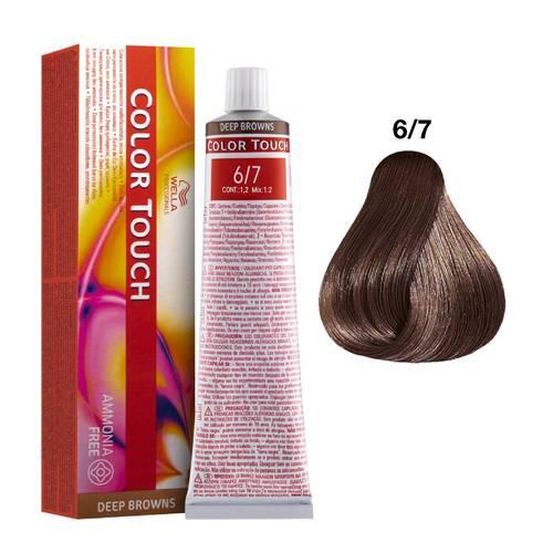 Tinte Color Touch Wella nº 6/7  60 ml