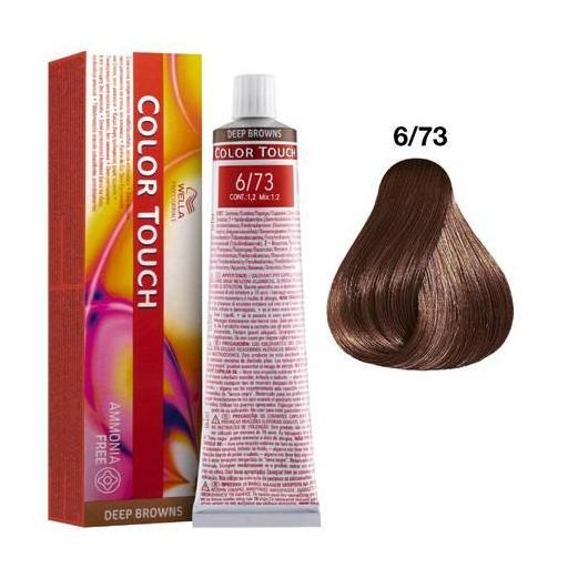 Tinte Color Touch Wella nº 6/73  60 ml