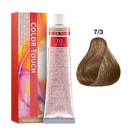 Tinte Color Touch Wella nº 7/3  60 ml
