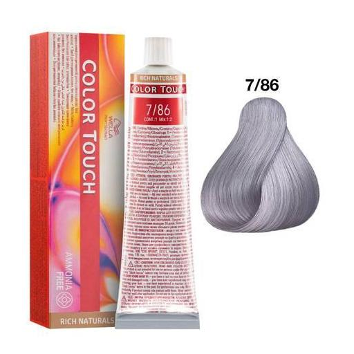 Tinte Color Touch Wella nº 7/86  60 ml