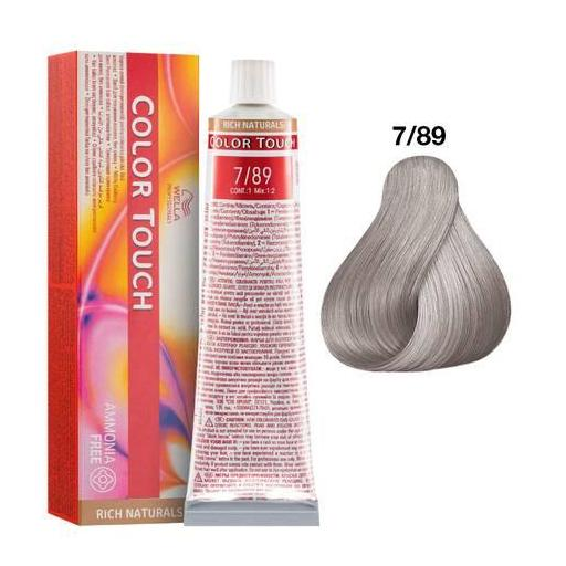 Tinte Color Touch Wella nº 7/89  60 ml