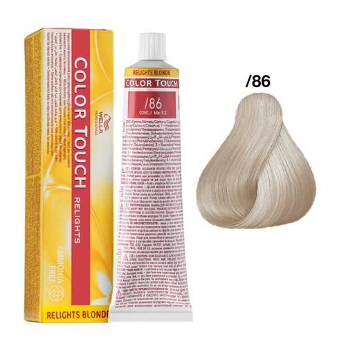 Tinte Color Touch Wella nº /86 60 ml