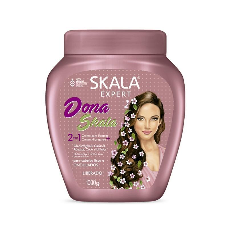 Crema acondicionadora vegana Dona Skala 1000ml