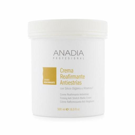 Crema Anadia Reafirmante Antiestrias 500 ml