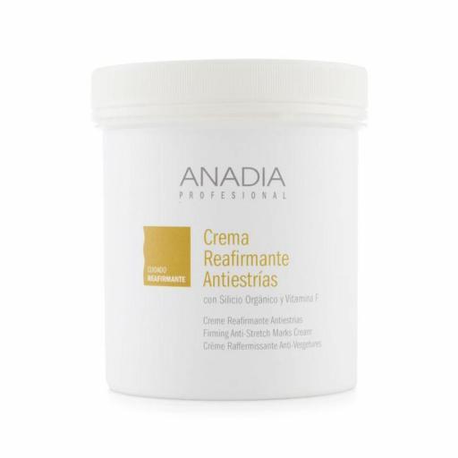 Crema Anadia Reafirmante Antiestrias 1Kg