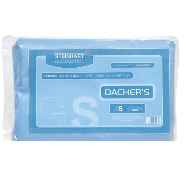 Peinador Dachers plastico con adhesivo - b/50 uds