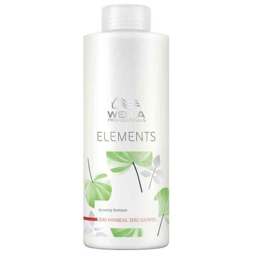 Champú Wella Elements 1000 ml