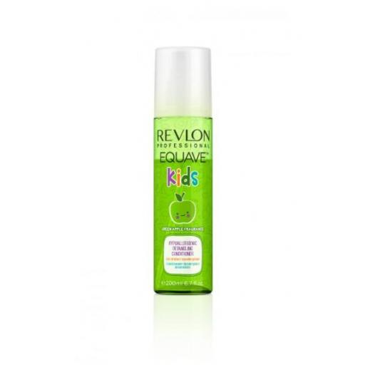 EQUAVE KIDS Green Apple Acond. 200 ml