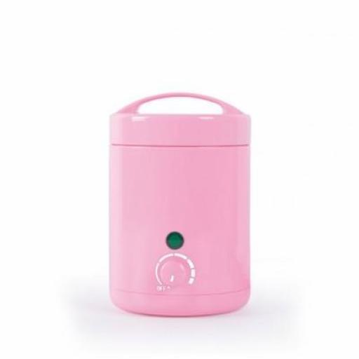 Fundidor de cera miniwax rosa