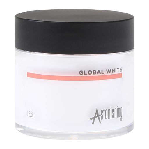 Polvos Acrylic Global White 250 gr Astonishing