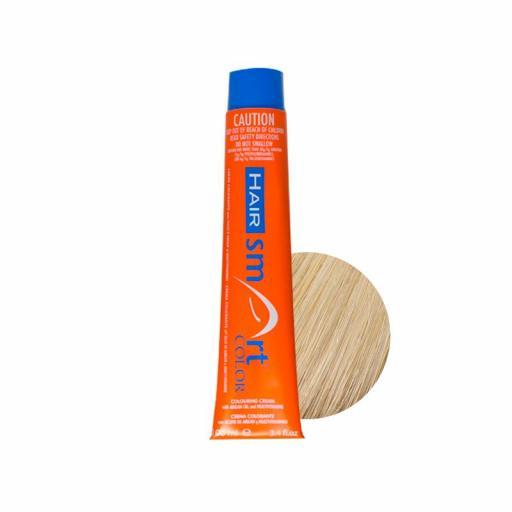 Tinte Hair Smart N 10.1 Rubio Ceniza Super Aclarante