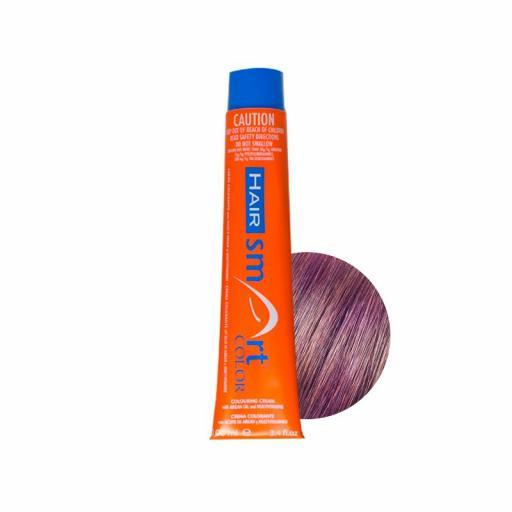 Tinte Hair Smart N 5.22 Castaño Claro Violeta Intenso