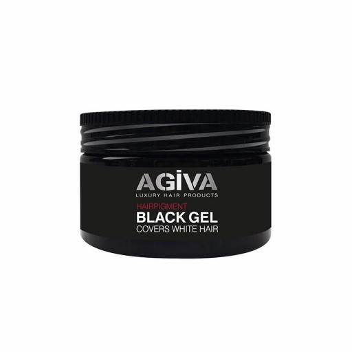 Hairpigment Black Gel 250ml