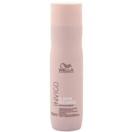 Champú Wella Blonde Recharge 250 ml