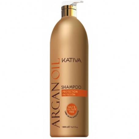Champú Kativa Argan Oil 1000 ml