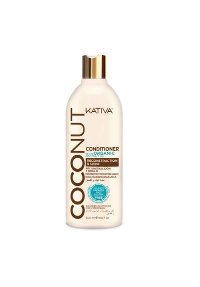 Acondicionador Kativa Coconut 500 ml