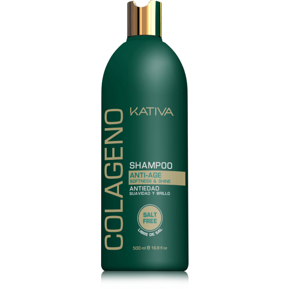 Champú Kativa Colágeno 500 ml