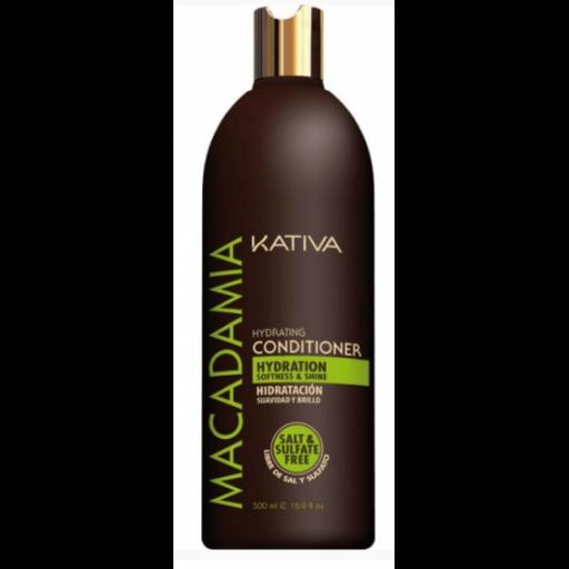 Balsamo Kativa Macadamia 500 ml