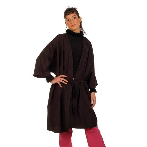 Kimono Micro Fibra 6004 Negro