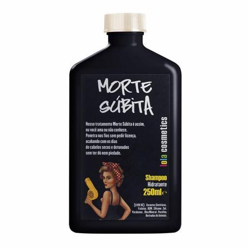 Champú Hidratante Morte Súbita 250 ml