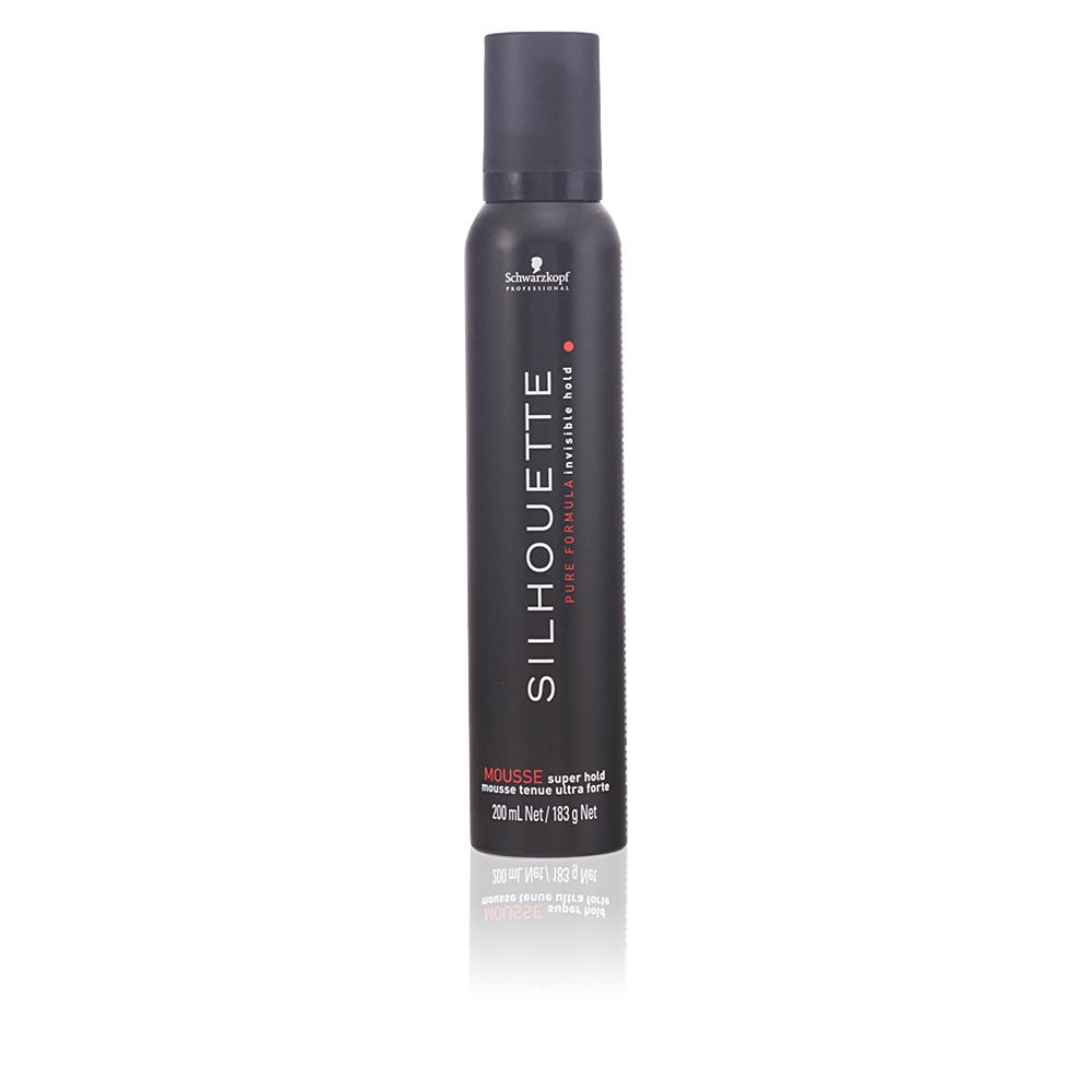 Mousse Super Hold Ultra forte 200 ml