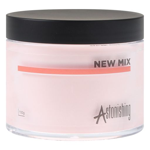 Polvos Acrílicos New Mix 100 gr Astonishing