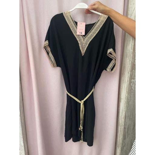 Vestido Alma en Negro [1]