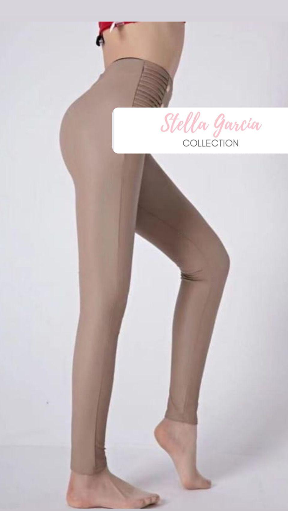 Legging Camel de S a XL