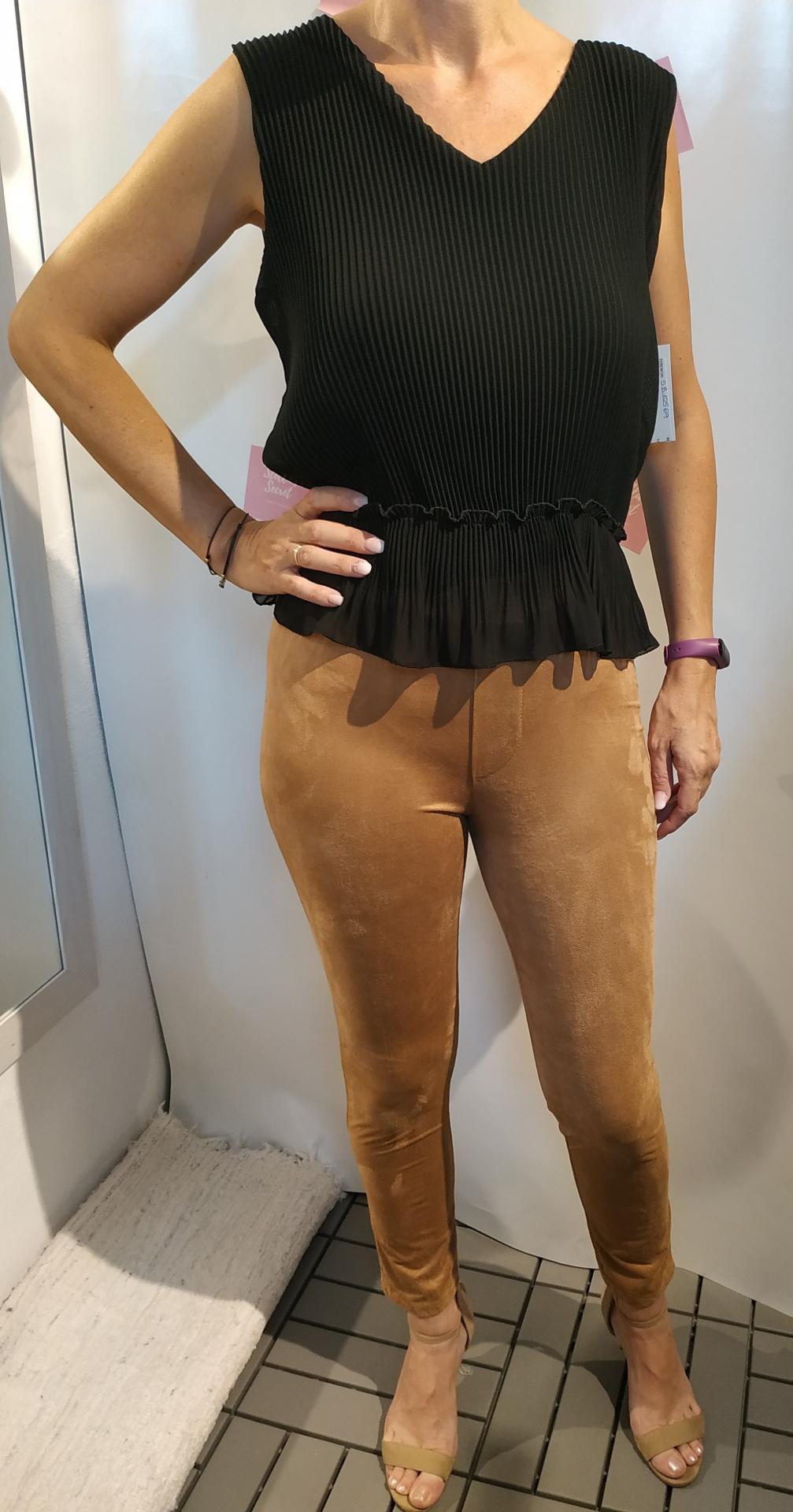 Legging Camel