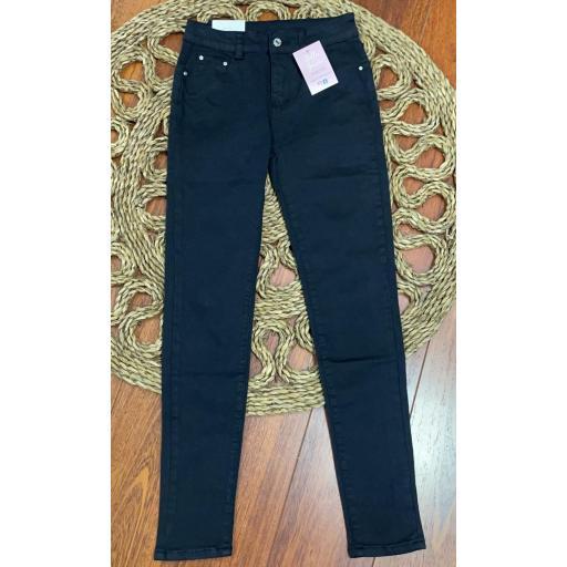 Jeans Negros Push Up de S a XL