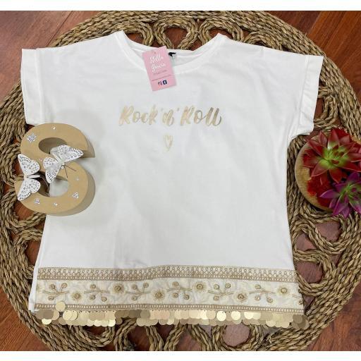 Camiseta Rock  [0]