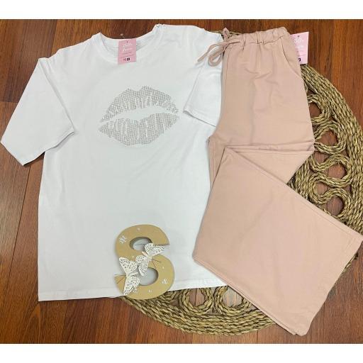 Caja 1 Dia de La Madre Conjunto Pantalón+Camiseta: 4 modelos a elegir [2]