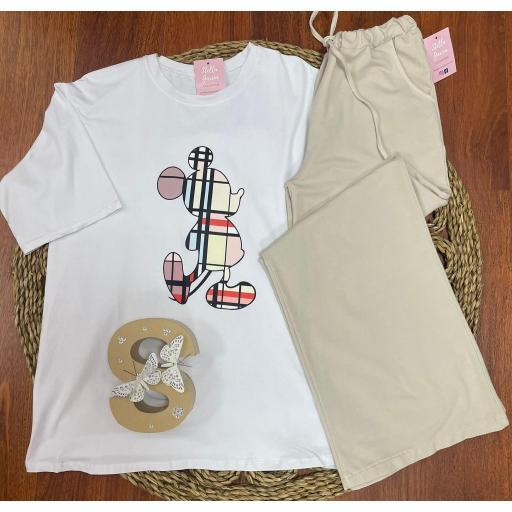 Caja 1 Dia de La Madre Conjunto Pantalón+Camiseta: 4 modelos a elegir [1]
