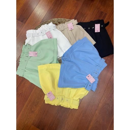 Pantalón Chiara en Verde, Amarillo y Azul [1]