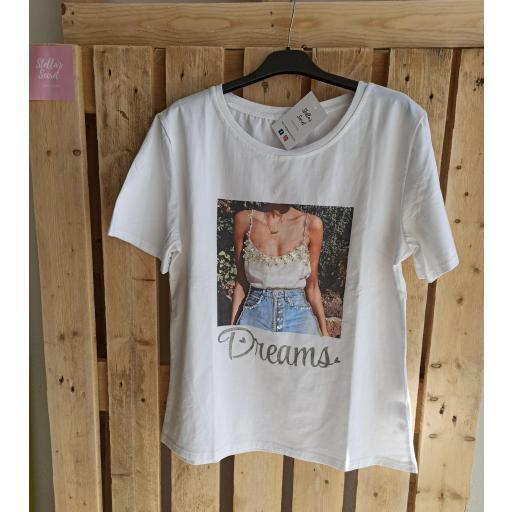 Camiseta Dreams [2]