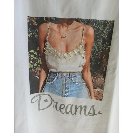 Camiseta Dreams [1]