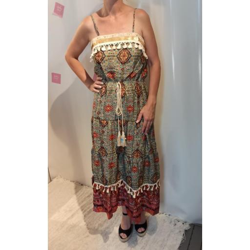 Vestido Bali Talla S/M