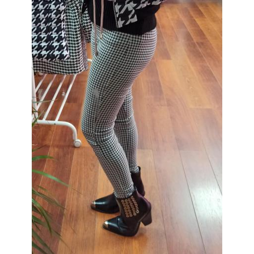 Leggings Pata Gallo en M
