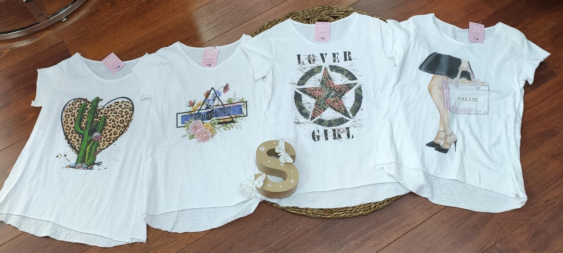 Camiseta Basic Perfection