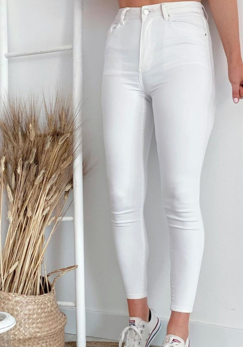 Jeans White Talla 36, 38 y 40