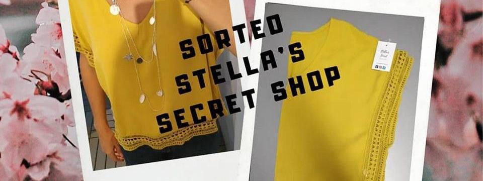 4º Sorteo en Stella´s Secret Shop