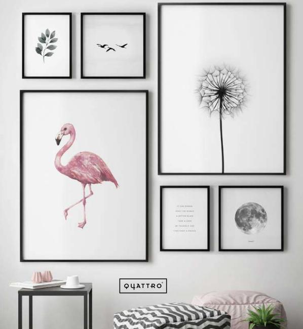 Composición Flamingo